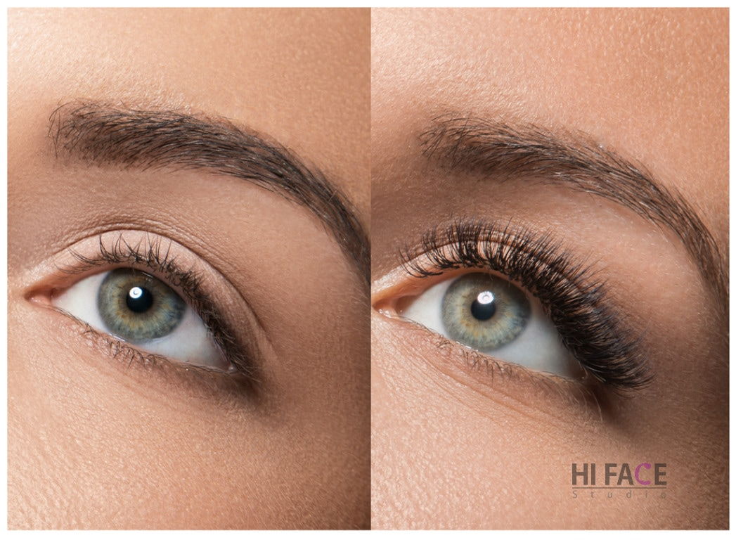 3c289151016 Eyelash Extension - HI FACE STUDIO